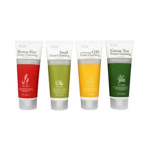 [3W CLINIC] Foam Cleansing 100ml (4 Kinds) / Korea Cosmetic