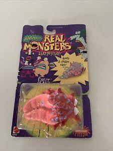 Nickelodeon-Aaahh-Real-Monsters-Splug-1995-Mattel-Action-Figure