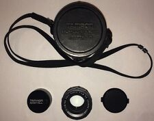 Fuji Fujinon 1:1.8 55mm, M42 Mount Lens With Tamron Case And Screw Cap