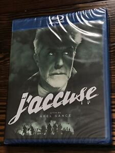 J-039-Accuse-Blu-ray-NEW-Abel-Gance-Victor-Francen-Line-Noro-Jean-Max-Pa