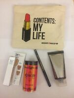 Ipsy May Glam Bag Makeup Contents My Life St Tropez $58 Value It Cosmetics