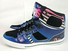 Osiris NYC 83 Vulc Abel Money Rose Size 5 US BMX DC MOTO Skate Shoes