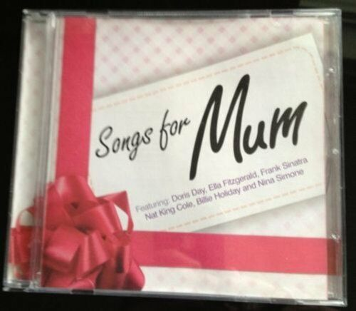 1 of 1 - Various-Songs For Mum: The Collection CD CD  Very Good