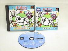 Kids Station YANCHARU MONCHA PS1 Playstation Game p1