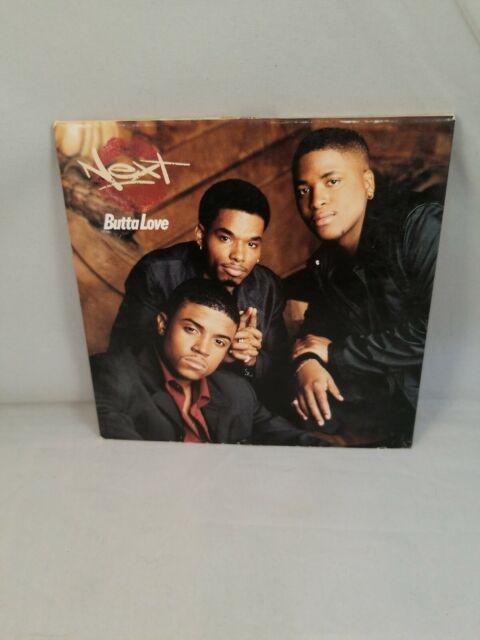 Next - Butta Love CD Single 1997 R&B