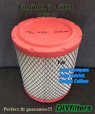 AF6168 Premium Engine Air Filter for DODGE Caliber 11-16 JEEP Compass & Patriot