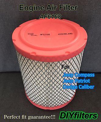 AF6168 C25869 Engine/&Cabin Air Filter For DODGE Caliber 11-16 Compass /& Patriot