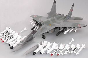Russian Aircraft Weapon 1 32 Plastic Model Kit TRUMPETER