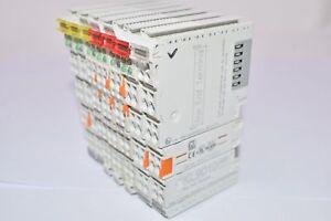 Mixed-Lot-of-7-Beckhoff-End-Terminals-Beckhoff-KL9010-End-Terminals