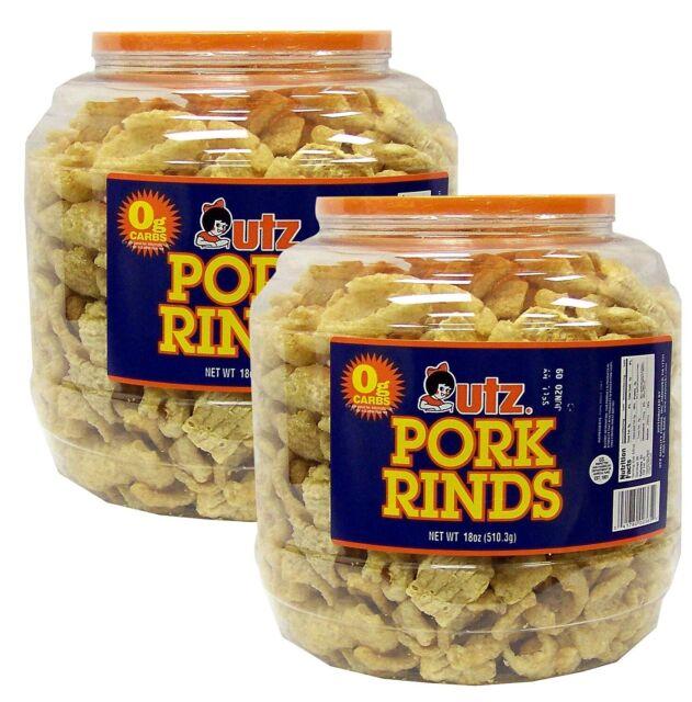 Utz Pork Rinds, Original (18 oz., 2 ct.)