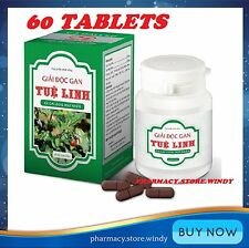 60 tablets Tue Linh improve liver enhance toxicity secretion for hepatitis B