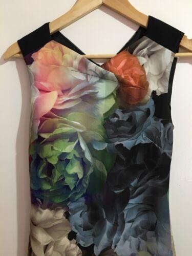 1 Ted Dress 8 Floral Ladies Mayzi Baker nTfqHfgX