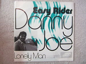 Single-DANNY-JOE-EASY-RIDER-RAR-Euro-Disco-RARITAT-HELP