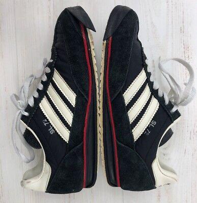 ADIDAS ORIGINALS SL 72 Schuhe Turnschuhe Vintage Retro Rot