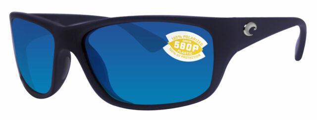 7f06828ffb0e5 Costa Del Mar Tasman Sea Matte Dark Blue blue Mirror 580p TAS 75 OBMP