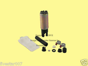 oem denso gas electric fuel pump w filter sock strainer screen kitimage is loading oem denso gas electric fuel pump w filter