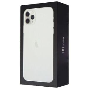 RETAIL-BOX-Apple-iPhone-11-Pro-Max-64GB-Silver-NO-DEVICE