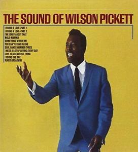 Wilson-Pickett-The-Sound-Of-Wilson-Pickett-Warner-Music-Japan-NEW-CD