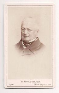 Vintage-CDV-Adolphe-Thiers-President-of-France-Ch-Reutlinger-Photo-Paris