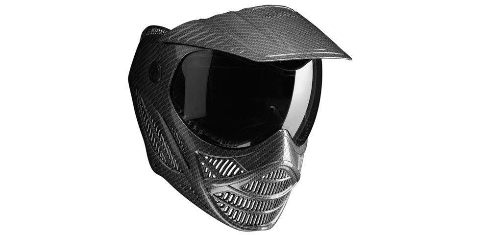 Paintball Paintball Paintball Maske Tippmann Valor - FX Carbon 9e0552