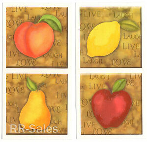 Orchard Apple Pear Lemon Peach Tile Covers Decal Kitchen. Where To Buy Stickers Online. Children's Murals. Tram Signs Of Stroke. Dussehra Stickers. Local Brand Stickers. Anil Logo. Grocery Store Lettering. Race Signs