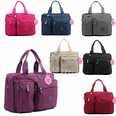 New Women Handbag Ladies Travel Shoulder Hobo Bag Tote Messenger Cross Body Bag