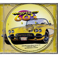 Unknown Artist 1961 Greatest Hits of the 60s CD