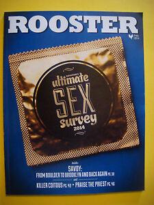 Survey ultimate sex