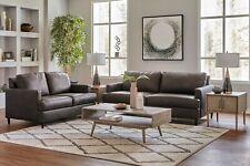 Fantastic Ashley Furniture Islebrook Leather Sofa And Loveseat Iron Spiritservingveterans Wood Chair Design Ideas Spiritservingveteransorg