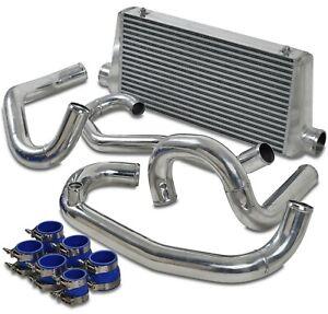 FMIC-Front-Mount-Intercooler-Piping-Couplers-Clamps-for-95-00-Subaru-Impreza-GC8