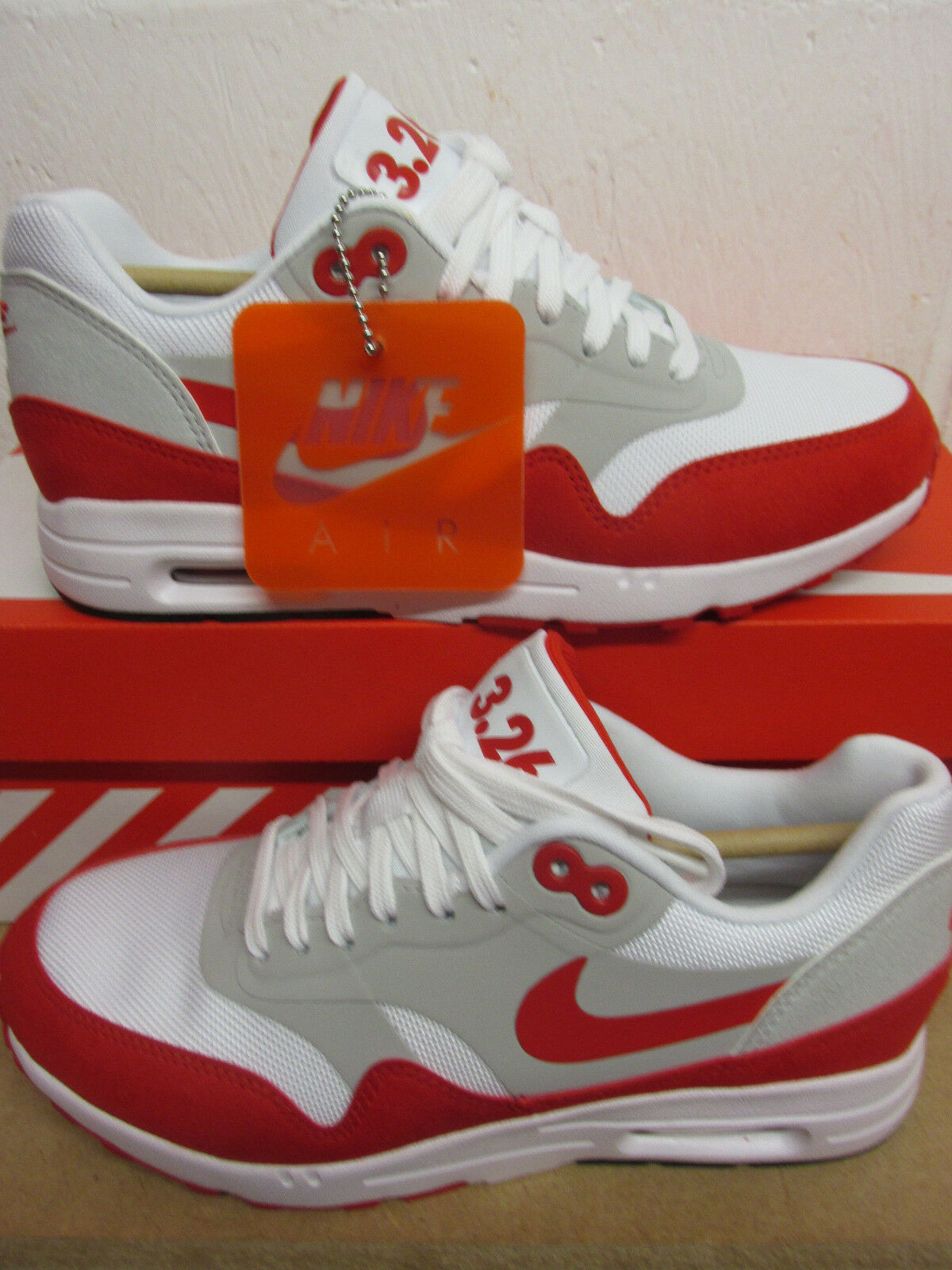 Nike Femme Air Max 1 Ultra 2.0 LE fonctionnement Trainers 908489 101 Sneakers chaussures