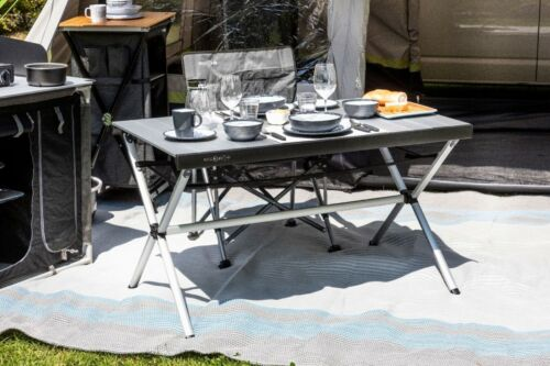 Brunner table Titane Axia 4 Caravane Camping Camping-car Outdoor table