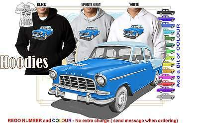 FC HOLDEN 58-60 UTE CLASSIC ILLUSTRATED T-SHIRT MUSCLE RETRO SPORTS