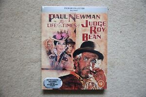 BLU-RAY THE LIFE AND TIMES OF JUDGE ROY BEAN PREMIUM EXCLUSIVE EDITION BRAND NEW