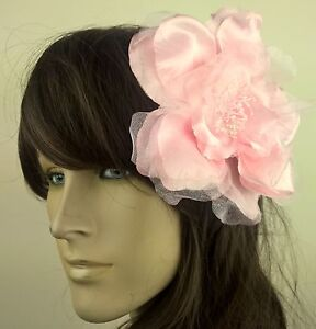 baby-pink-satin-flower-fascinator-millinery-burlesque-wedding-hat-bridal-race-x