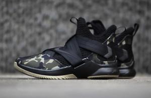 80ce818ef0be Nike Lebron Soldier 12 Sfg sz 11 Ao4054 001 basketball shoes 1 2 3 4 ...