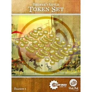 Guild Ball: Brewer's Guild - Token Set