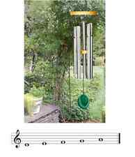 Bright Celtic Chime Tune Wind Catcher Irish Sound Ring Warm Home Scale Yard Gift