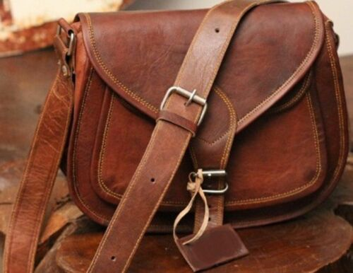 Handmade New Messenger Cross Women Purse Vintage Bag 827160018351 Body  Leather Brown gnxgqw8r 8dab30d8c929f