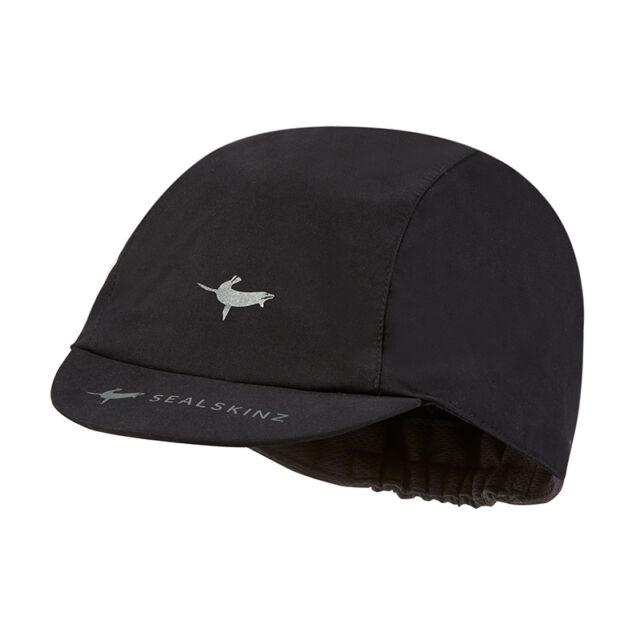 Sealskinz Waterproof Cycling Cap L xl Black 131141200135 for sale ... a5d980872e5d