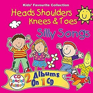 Heads, Shoulders, Knees and Toes (Silly Songs), CRS Records, Used; Good CD