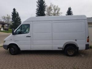 2004  Dodge Sprinter DCX 3500 Diesel Van