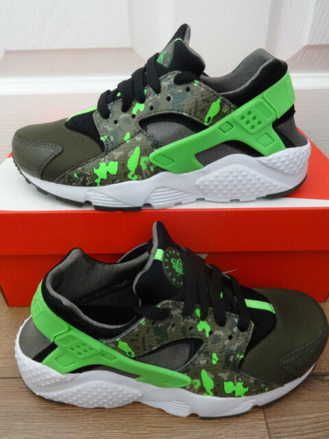 outlet store 5c2b5 cc1e3 Nike Air Huarache Run Print (GS) big kids trainers sneakers 704943 007
