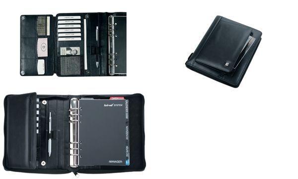 Bind Terminplaner Modell T300-1, A5, ohne Kalender, schwarz | Einzigartig  | Spielen Sie das Beste  | Haltbar