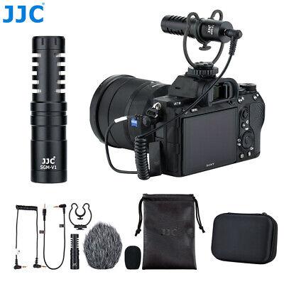 KIWI Cardioid Micrófono Vlog Video Para Fujifilm X-T3 X-A7 X-T30 X-T20 X-T100