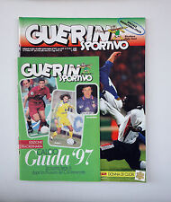 GUERIN SPORTIVO 1997- n. 7 - ITALIA I LOVE YOU + CALCIO GUIDA 97