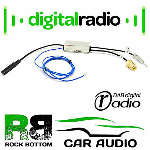 JVC-Car-Radio-Stereo-Headunits-Digital-DAB-Aerial-Antenna-Splitter-PC6-536