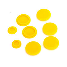 Grease Caps For John Deere 1023e 1025r 2025r Compact Tractor 120 Loader Yellowue