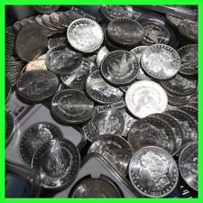 ?Estate Lot US Morgan Silver Dollars Coins ?1 BU Mint MS UNC ? O, S, P, CC Mint?