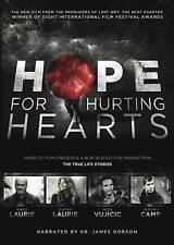 Hope for Hurting Hearts (DVD, 2013)New - Documentary - Jeremy Camp, Nick Vujicic